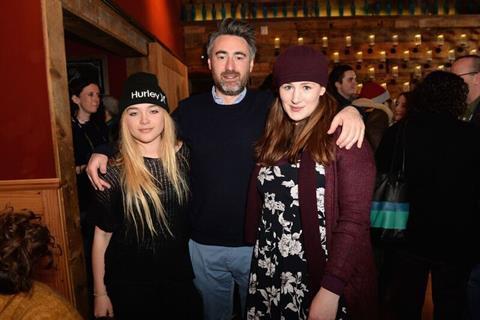 Florence Pugh, William Oldroyd and Fodhla Cronin O'Reilly